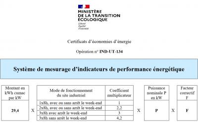 Management de l'énergie : financez votre plan de comptage grâce aux CEE