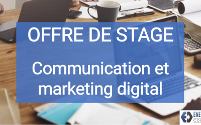 Offre de stage / alternance : Communication et marketing digital (H/F)